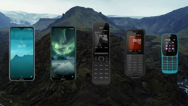 Nokia Range 2019