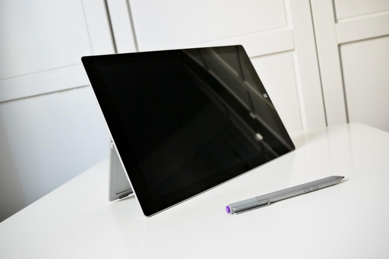 [Test] Premières impressions de la Surface Pro 3, le 2 en 1 PC/tablette !