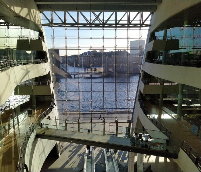 Copenhague à travers l'objectif du Nokia 7.2
