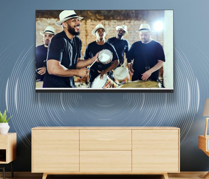 Les spécifications de la Nokia Smart TV 55″ disponibles sur le site officiel