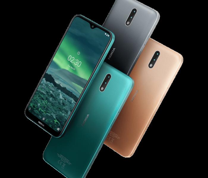Le Nokia 2.3 sera disponible dès janvier 2020 pour 129€