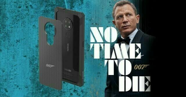 Nokia-6.2-Jame-Bond-007-Case