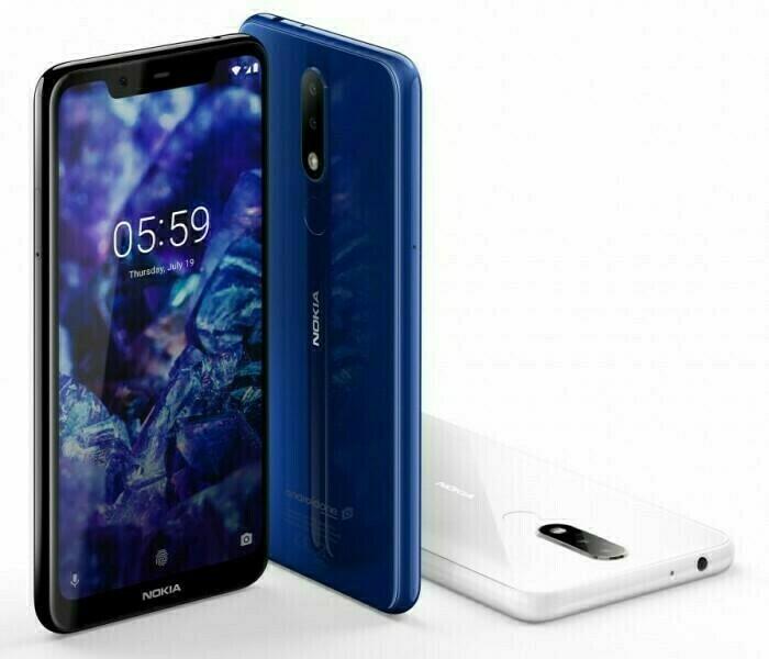 Android 10 en cours de déploiement pour le Nokia 5.1 Plus