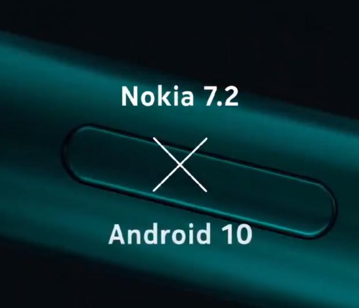 Android 10 disponible pour le Nokia 7.2