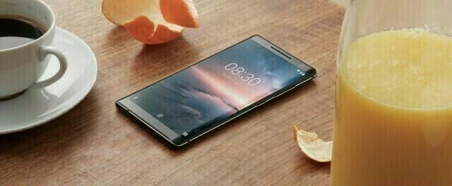 Nokia 8 Sirocco Top