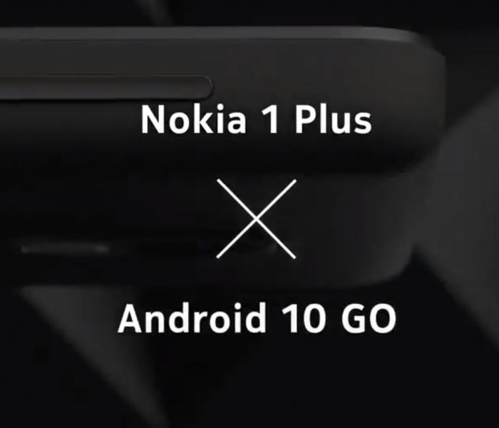 Android 10 (Go Edition) en cours de déploiement pour le Nokia 1 Plus