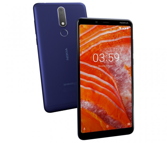 Android 10 en cours de déploiement pour le Nokia 3.1 Plus