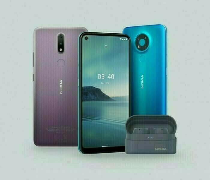 Nokia annonce deux smartphones d'entrée de gamme : Nokia 2.4 et Nokia 3.4