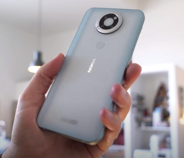 Nokia présente des concepts de smartphones coulissants