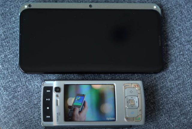 New N95 Proto Front